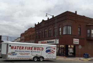 Ameristeam Restoration Truck
